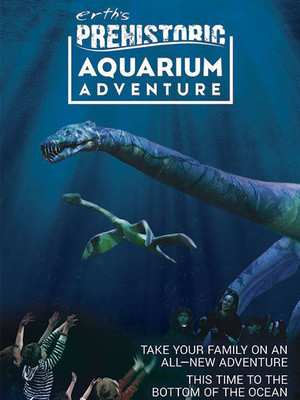Erth's Prehistoric Aquarium at Connor Palace Theater