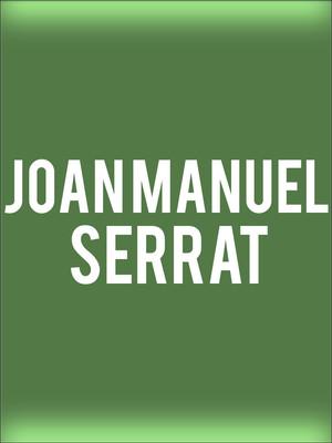 Joan Manuel Serrat at Beacon Theater