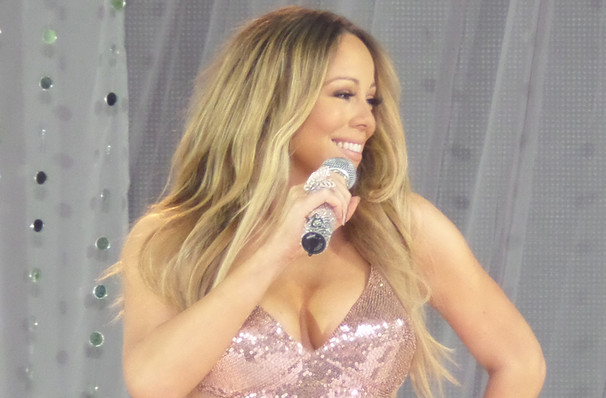 Mariah Carey, Sony Centre for the Performing Arts, Toronto