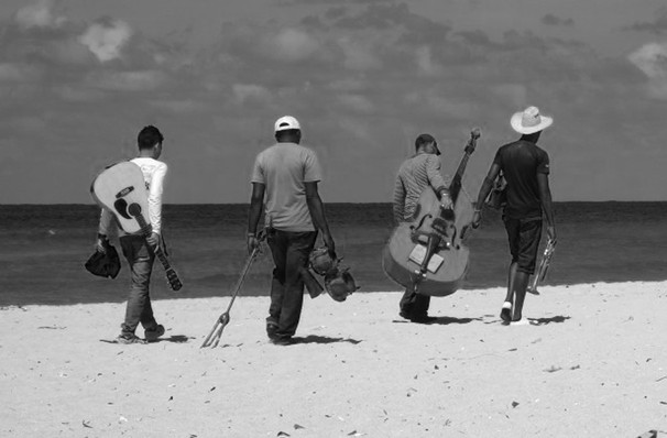 Don't miss Havana Cuba All Stars one night only!