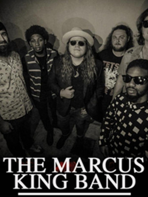 The Marcus King Band Poster