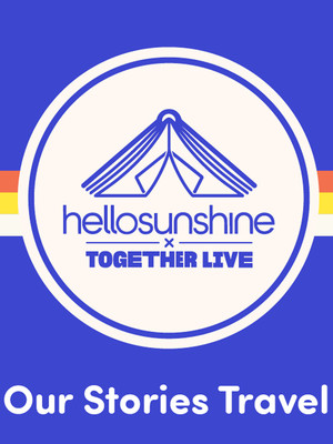 Hello Sunshine x Together Live Poster