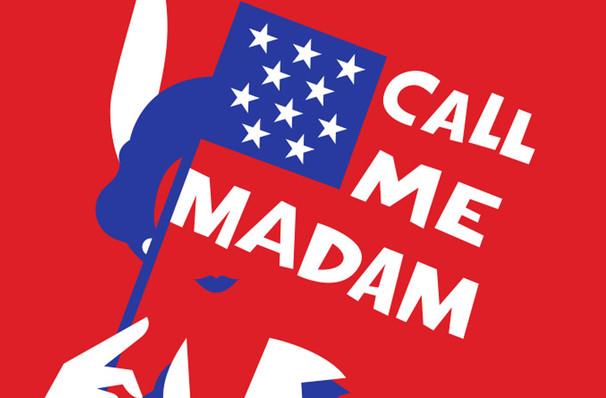 Call Me Madam, New York City Center Mainstage, New York