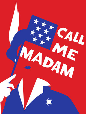 Call Me Madam Poster