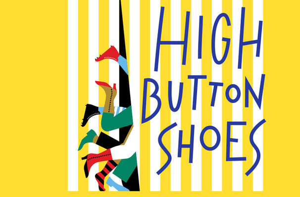 High Button Shoes, New York City Center Mainstage, New York