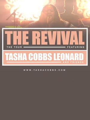 Tasha Cobbs Leonard Poster
