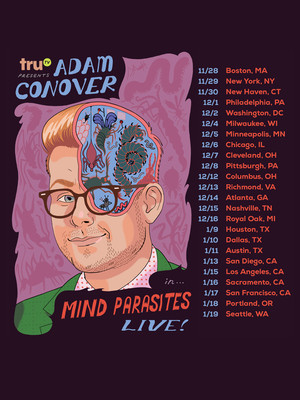 Adam Conover at Showbox SoDo