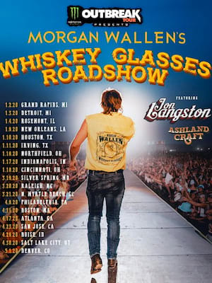 Morgan Wallen at Taft Theatre