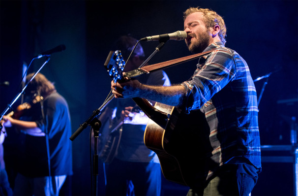Trampled by Turtles, Cains Ballroom, Tulsa