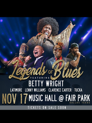 Legends Of Blues Poster