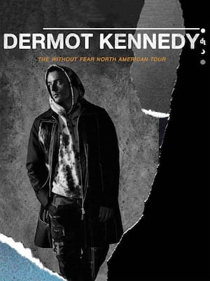 Dermot Kennedy at Upstate Concert Hall