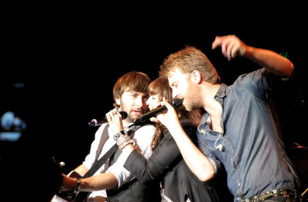 d7ea45c7257ae Lady Antebellum - Our Kind Of Vegas - Pearl Concert Theater