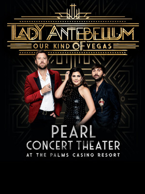 Lady Antebellum - Our Kind Of Vegas Poster