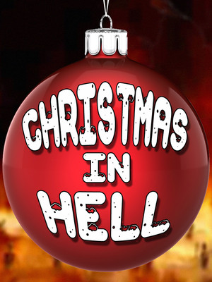 Christmas in Hell Poster