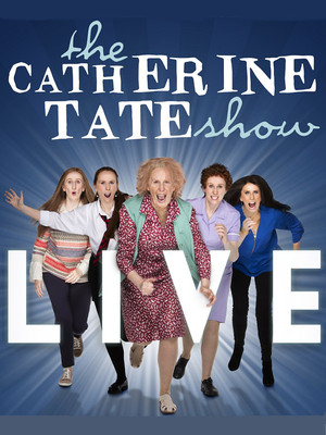 The Catherine Tate Show Live Poster