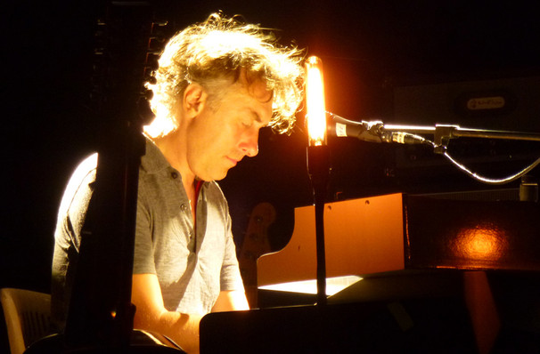 Yann Tiersen, Moore Theatre, Seattle