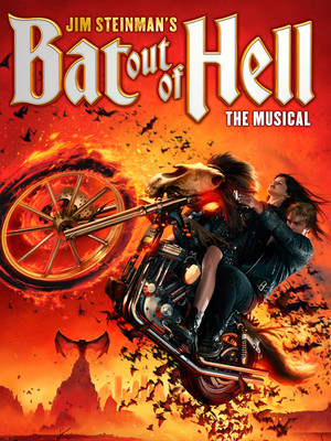 Bat Out of Hell at New York City Center Mainstage