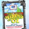 Wizard of Oz, Winter Garden Theatre, Toronto