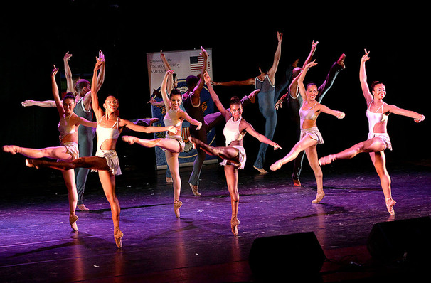 Dance Theatre of Harlem, New York City Center Mainstage, New York