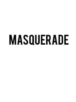Masquerade at New York City Center Mainstage