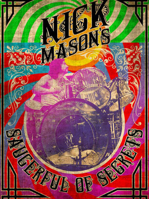 Nick Mason at Tabernacle