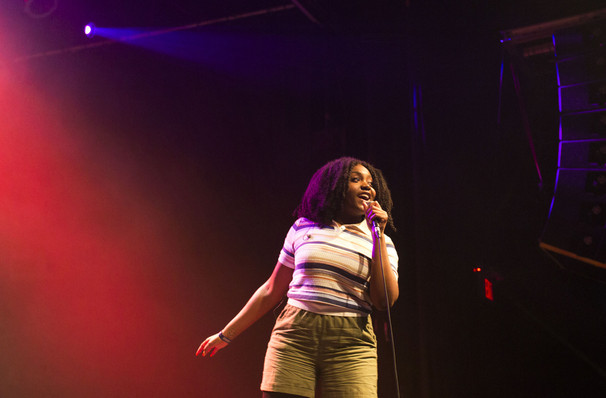 Noname, Knitting Factory Concert House, Boise