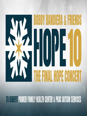 HOPE 10 - The Final Hope Concert at Count Basie Theatre