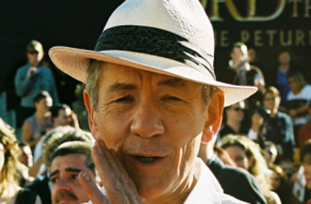 Ian McKellen On Stage, Harold Pinter Theatre, London