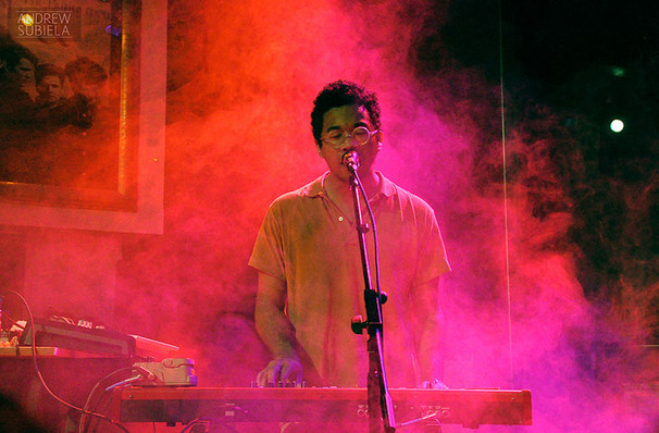 Toro Y Moi, Turner Hall Ballroom, Milwaukee