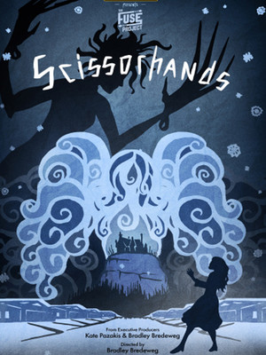 Scissorhands: A Musical Inspired by the Film at Rockwell Table and Stage
