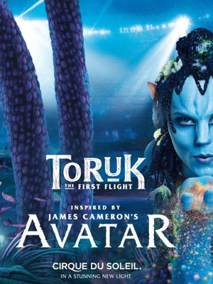 Toruk - The First Flight Poster