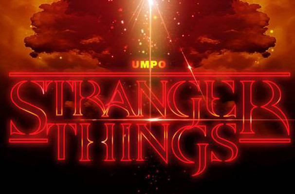 Dates announced for The Unauthorized Musical Parody of Stranger Things: Choose Your Own Adventure
