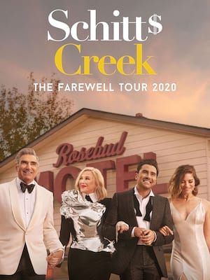 Schitt's Creek at Borgata Events Center