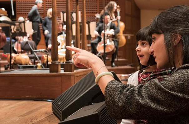 San Francisco Symphony Music for Families Music Magic and Mystery, Davies Symphony Hall, San Francisco