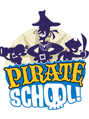 Pirate School! Poster