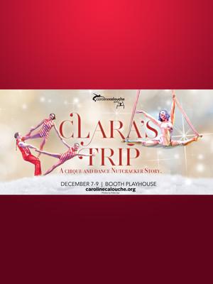 Clara's Trip - A Cirque and Dance Nutcracker Story Poster