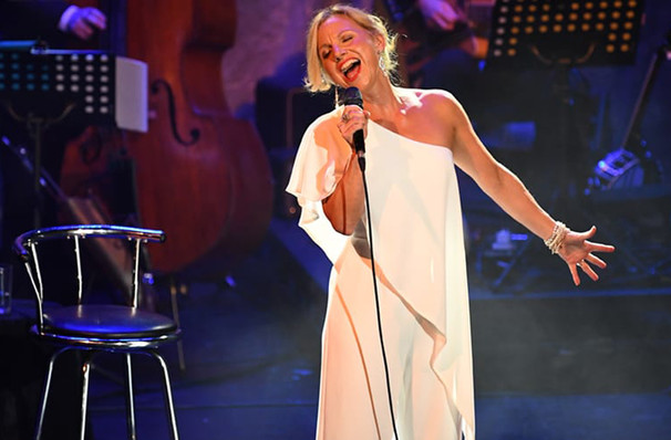 Liza Pulman Sings Streisand, Lyric Theatre, London