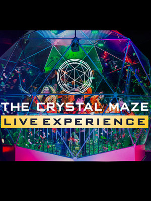 The Crystal Maze Live Experience Poster