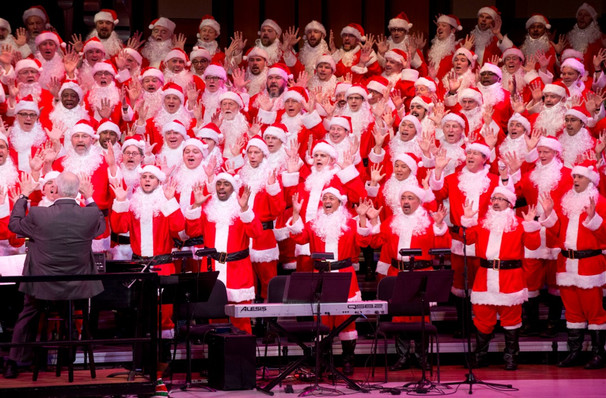 Seattle Mens Chorus Jingle All The Way, Benaroya Hall, Seattle