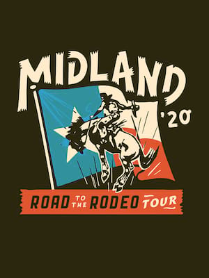 Midland at Comerica Theatre