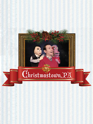 Christmastown, PA Poster
