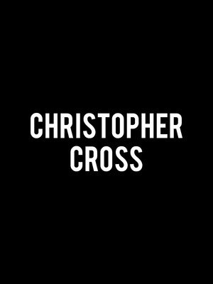 Christopher Cross, VBC Mars Music Hall, Huntsville