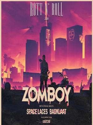 Zomboy at Revolution Concert House and Event Center