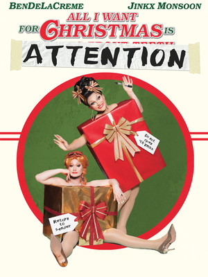 BenDeLaCreme and Jinkx Monsoon Poster