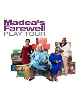 Tyler Perrys Madea's Farewell at Rochester Auditorium Theatre