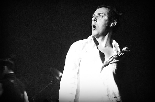 Peter Murphy, The Civic Theatre, New Orleans