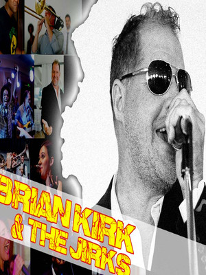 Brian Kirk at Count Basie Theatre