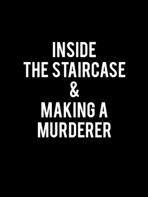 Inside the Staircase and Making a Murderer Poster