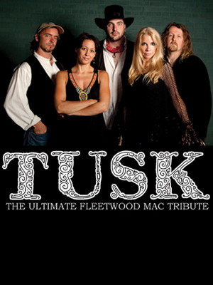 Tusk - Tribute Band Poster
