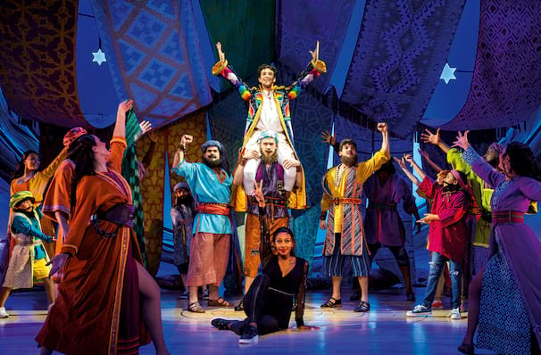 Joseph And The Amazing Technicolour Dreamcoat, London Palladium, London